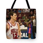 Kirk Hinrich Tote Bag
