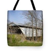 Kirker Covered Bridge  Tote Bag