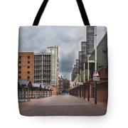 Kirkgate Market Tote Bag