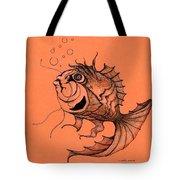 Kishi Fish Tote Bag