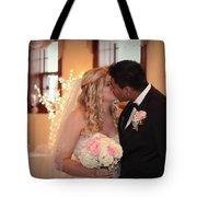 Kiss Tote Bag