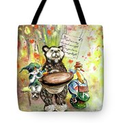 Kiss Me Goodnight In Whitby Tote Bag