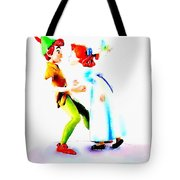 Kiss Me Tote Bag