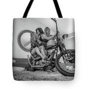 Kiss Me Now- Tote Bag by JD Mims