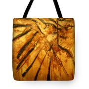 Kiss Me Quick - Tile Tote Bag