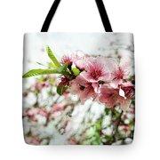 Kiss Of Spring Tote Bag