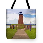 Kissimmee Lighthouse Tote Bag