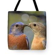 Kissy Face Closeup I Tote Bag