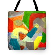 Kissy Road Market - Kissy - Freetown Tote Bag