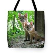 Kit Fox16 Tote Bag