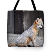 Kit Fox2 Tote Bag