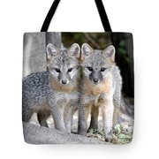 Kit Fox6 Tote Bag