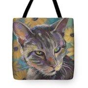 Kit Cat Tote Bag