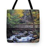 Kitchen Creek Bridge Tote Bag