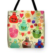 Kitchen Gourds Tote Bag