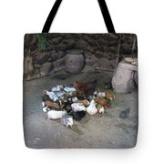Kitchen Livestock 2 Tote Bag