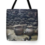 Kitchen Livestock Tote Bag