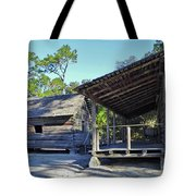 Kitchen Out Back Tote Bag