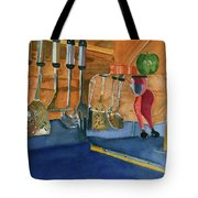 Kitchen Reflections Tote Bag