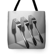 Kitchen Shadows Tote Bag