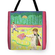 Kite Day Tote Bag