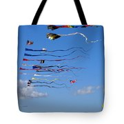 Kite Season Tote Bag
