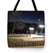 Kittamaqundi Nights - Rouse Brothers Strategize Tote Bag
