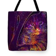 Kitten Red Cat Cat Tom Cat Pets  Tote Bag