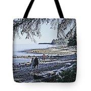 Kitty Colemans Beach - Bc Tote Bag