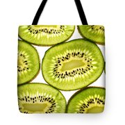 Kiwi Fruit II Tote Bag