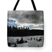 Klamath Falls Sunrise Tote Bag