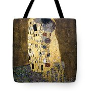 Klimt: The Kiss, 1907-08 Tote Bag