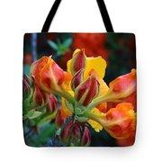 Klondyke Azalea Tote Bag