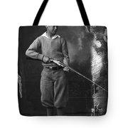 Knickerbockers And Shotgun Tote Bag
