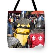 Knight Squad Tote Bag