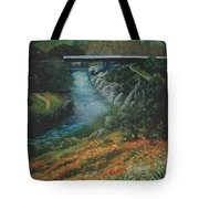 Knights Ferry 2 Tote Bag