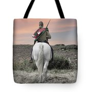 Knight's Quest Tote Bag