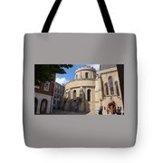 Knights Templar Church- London Tote Bag