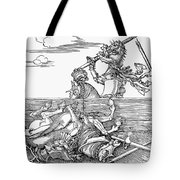 Knights: Tournament, 1517 Tote Bag