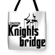 Knightsbridge Tote Bag