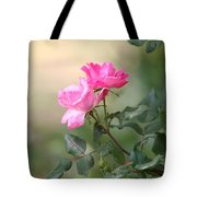 Knock Out Rose Tote Bag