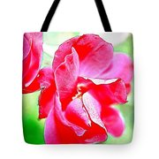 Knockout Watercolor Tote Bag