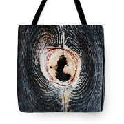 Knot In The Board Tote Bag