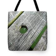 Knothole Tote Bag