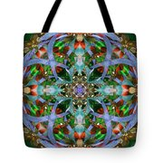 Knots Xviii Tote Bag by Kenneth Hadlock