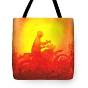 Koala Lumpur Sunset Tote Bag