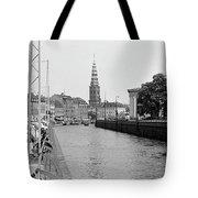 Kobenhavn Kanal Tote Bag