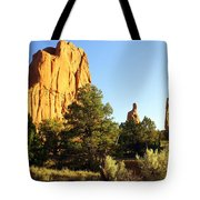 Kodachrome Basin I Tote Bag