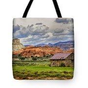 Kodachrome Cabin Tote Bag