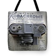 Kodachrome Weekly Tote Bag